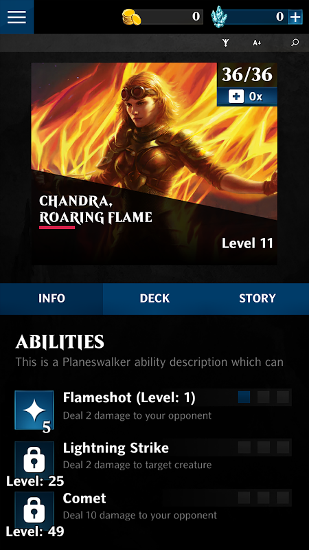 Magic the Gathering Puzzle Quest 1.0.1.4842 Screen 3