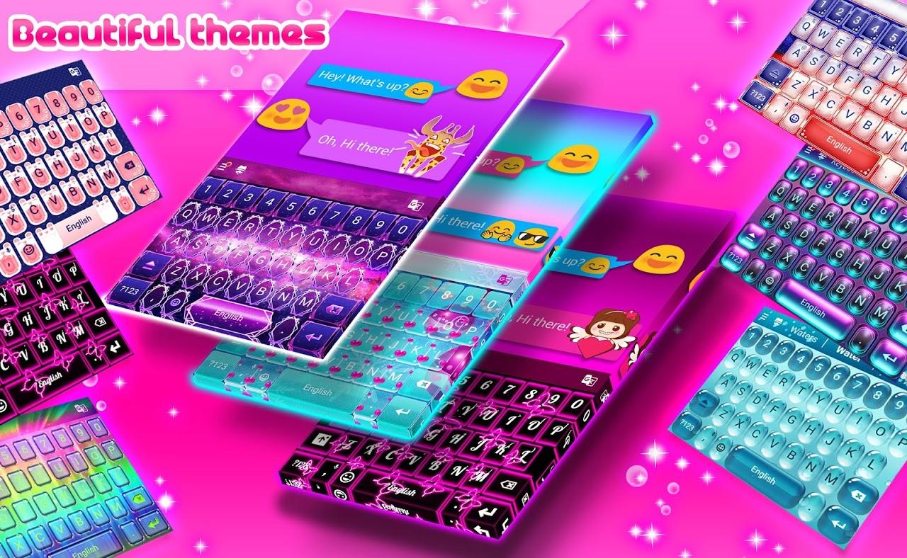 Redraw Keyboard Emoji & Themes 2.8.2c Screen 6