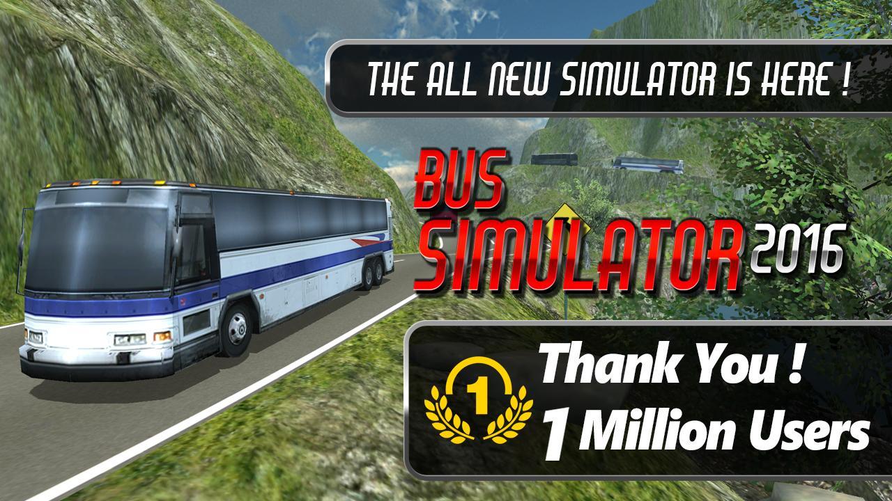 Android Bus Simulator 2016 Screen 5