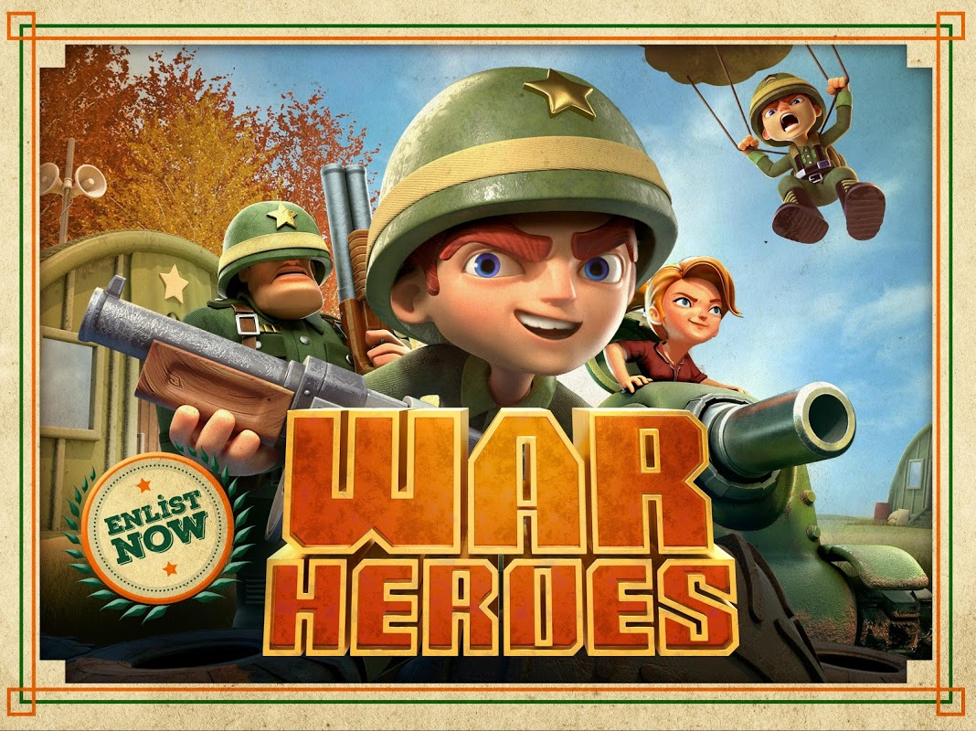 Android War Heroes: Strategy Card Game for Free Screen 8