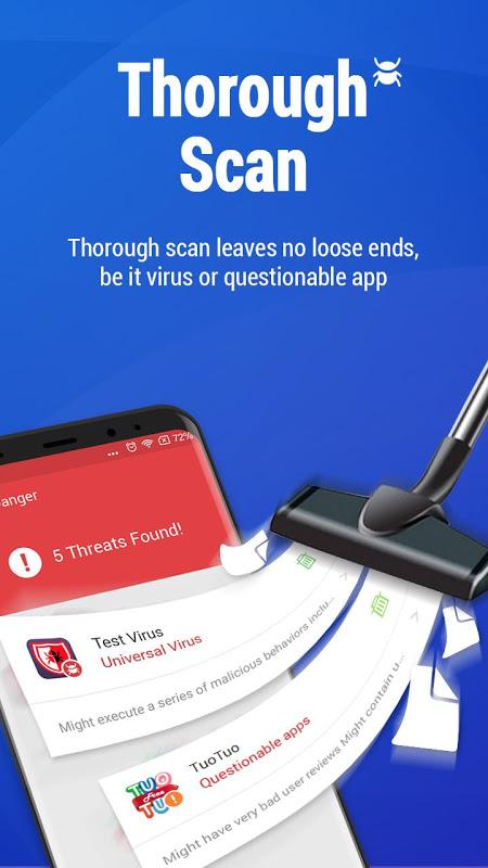 Antivirus Free - Virus Cleaner 8.8.68.00 Screen 1