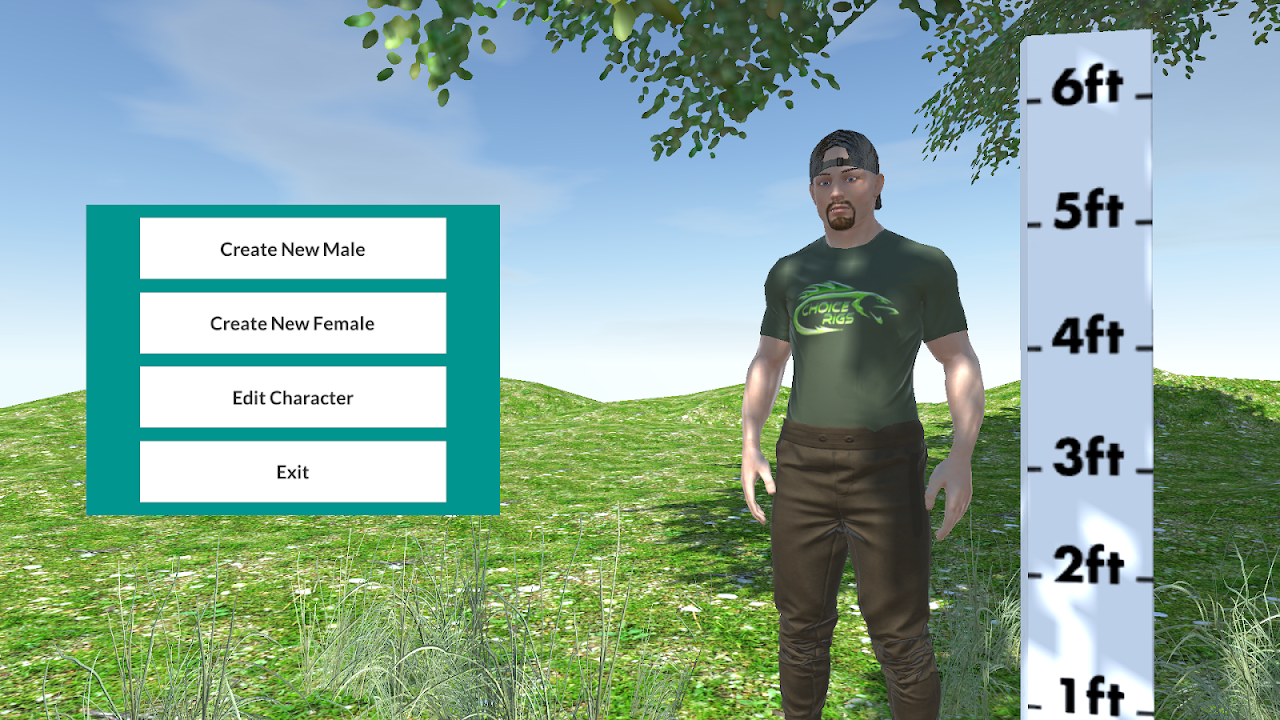 Carp Fishing Simulator Free Demo 2.1.3 Screen 1
