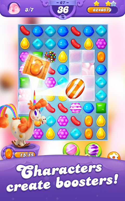 Candy Crush Friends Saga 1.23.4 Screen 6