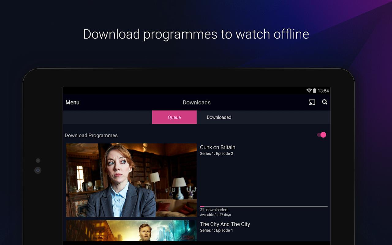 Android BBC iPlayer Screen 19