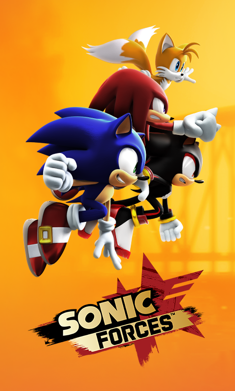 Android Sonic Forces Screen 3