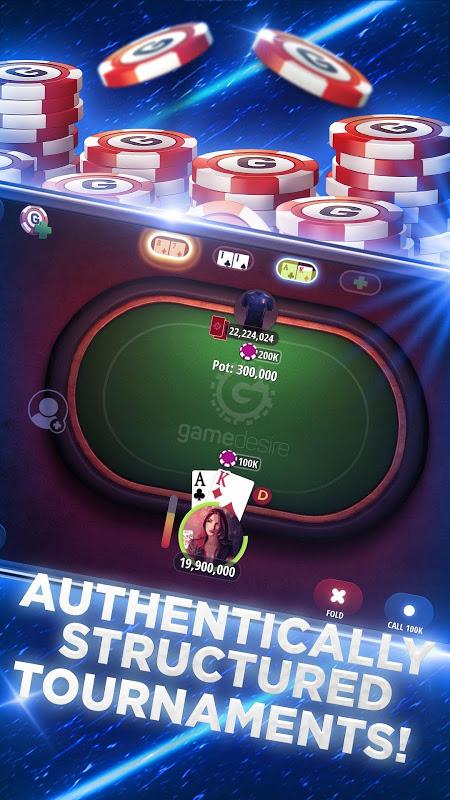Poker Texas Holdem Live Pro 6.3.1 Screen 4