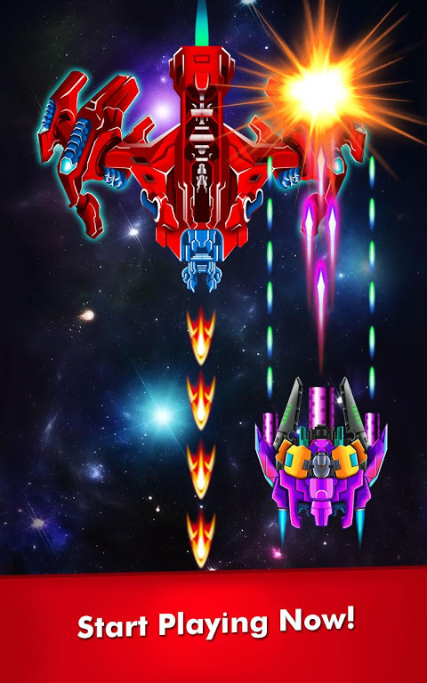 Galaxy Attack: Alien Shooter 5.57 Screen 9