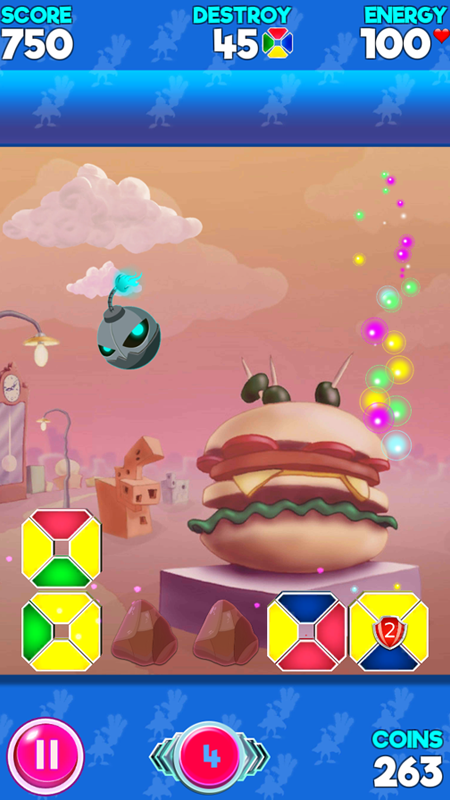 Android Match Manic - Action Blocks Arcade Screen 3