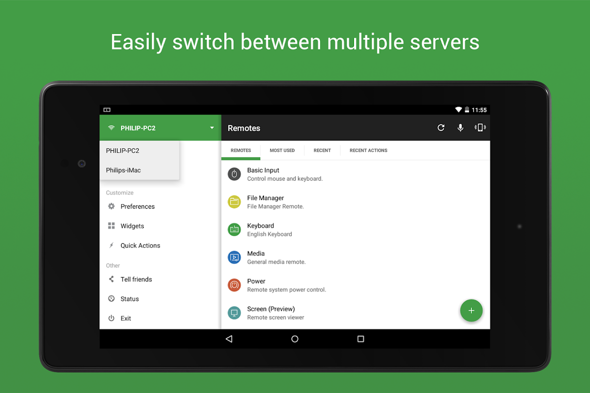 Unified Remote Full 3.11.0 Screen 15