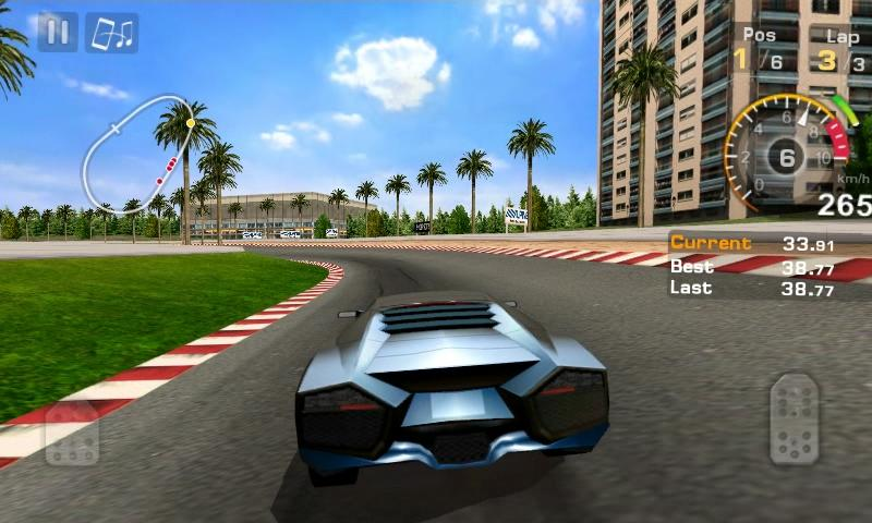 Android GT Racing: Motor Academy Free+ Screen 8