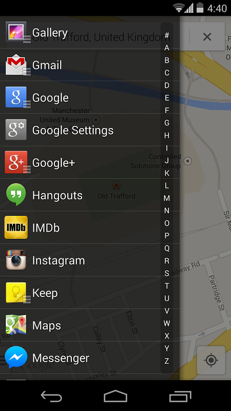 Android Action 2: Pro Screen 5