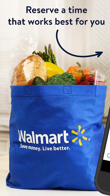 Walmart Grocery 6.9.0 Screen 1