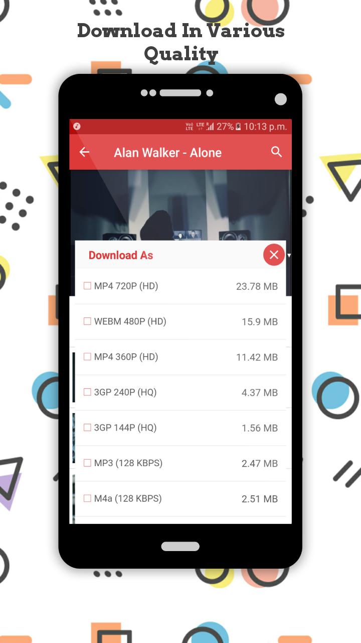 Ucmate - Youtube | Soundcloud | Saavn Downloader 10 APK