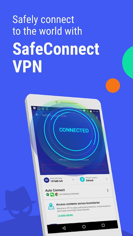 Android Security Master - Antivirus, VPN, AppLock, Booster Screen 1