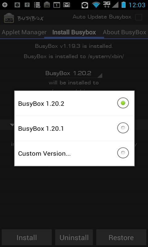 busybox pro 1.23.2
