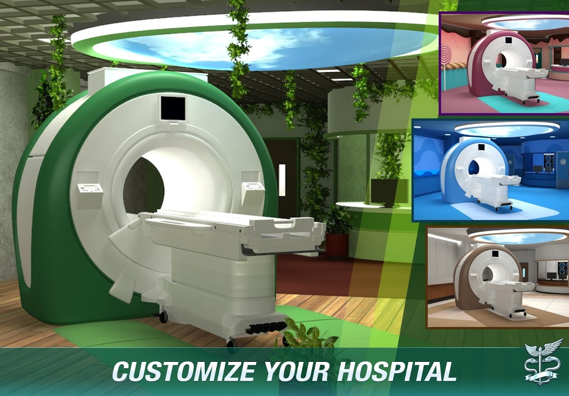 Operate Now: Hospital 1.31.2 Screen 8