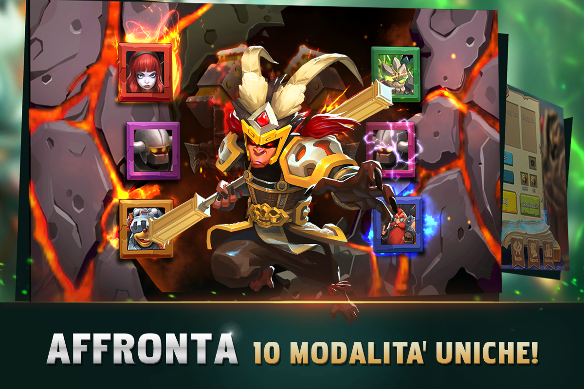 Clash of Lords 2: Italiano 1.0.163 Screen 4