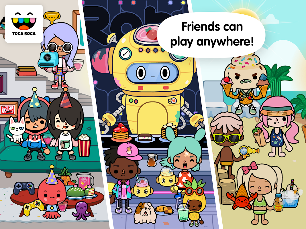 Toca Life: World 1.0.4 Screen 2
