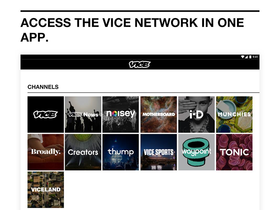 VICE 2.3.2.2 Screen 5