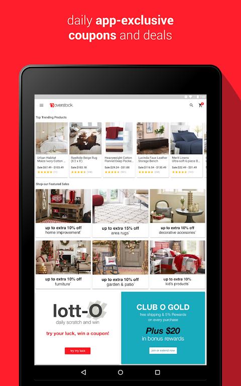 Overstock – Home Decor, Furniture Shopping 2018.12.2 Screen 13