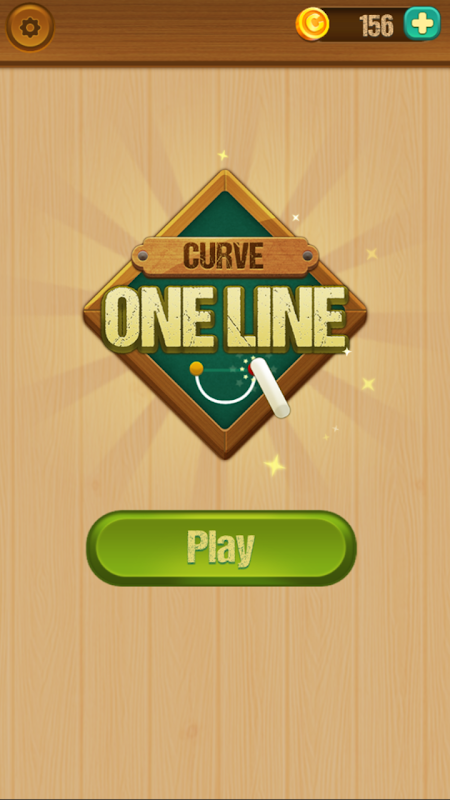 One Line - Curve Drawing 1.1.5 Screen 5
