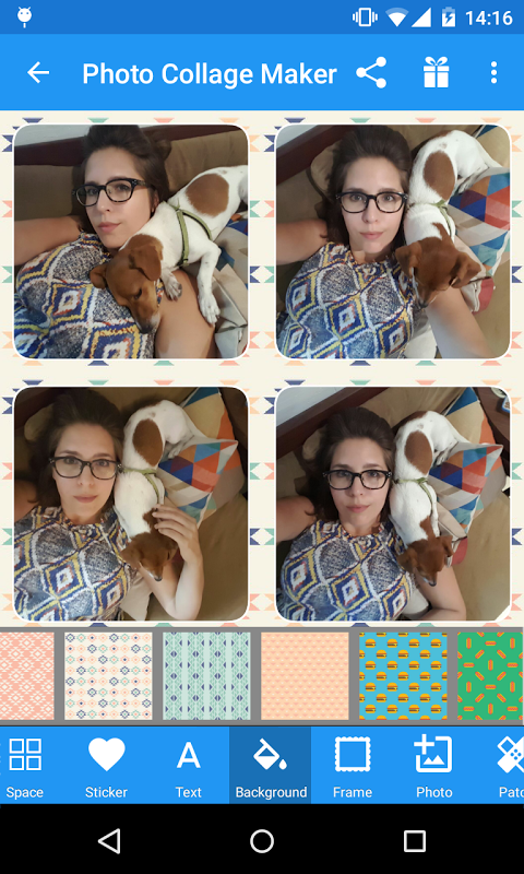 Photo Collage Maker 13.3 Screen 2
