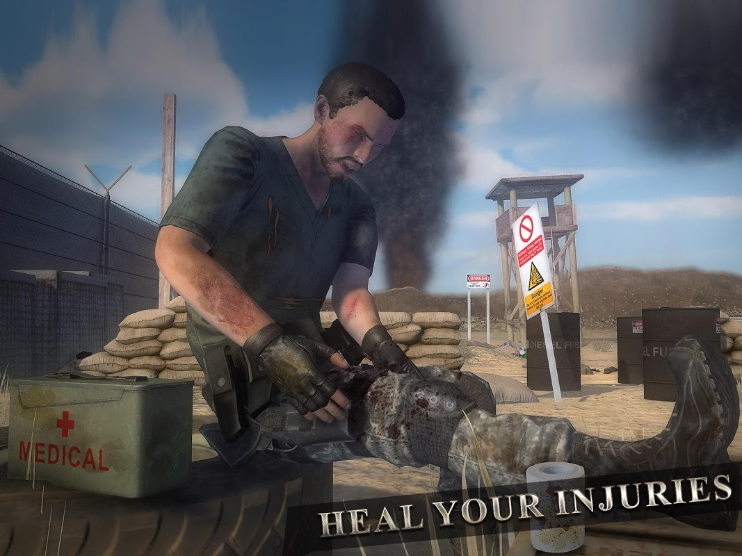 Army War Survival Simulator 1.0 Screen 8