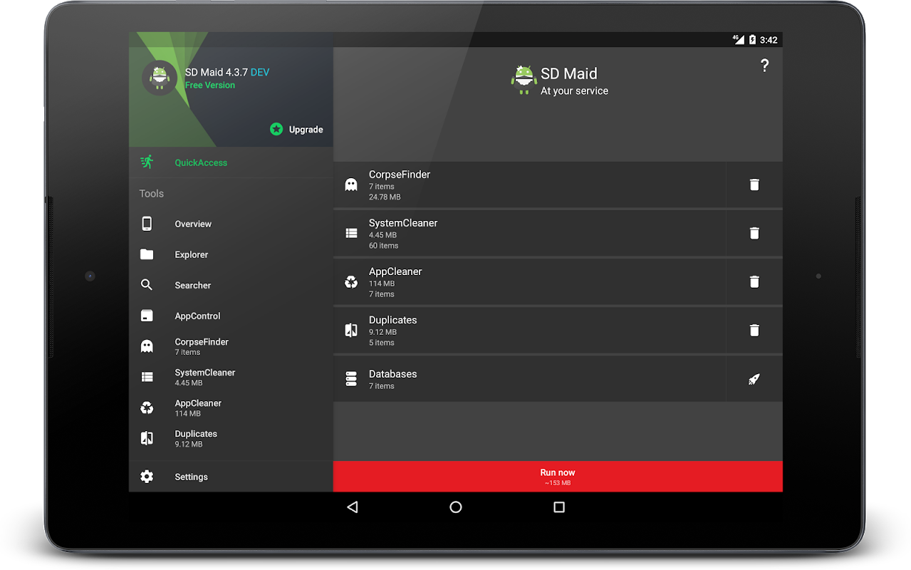 SD Maid - System Cleaning Tool 4.12.3 Screen 9