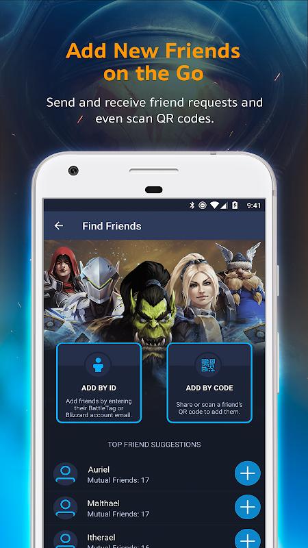 Blizzard Battle.net 1.3.4.69 Screen 2