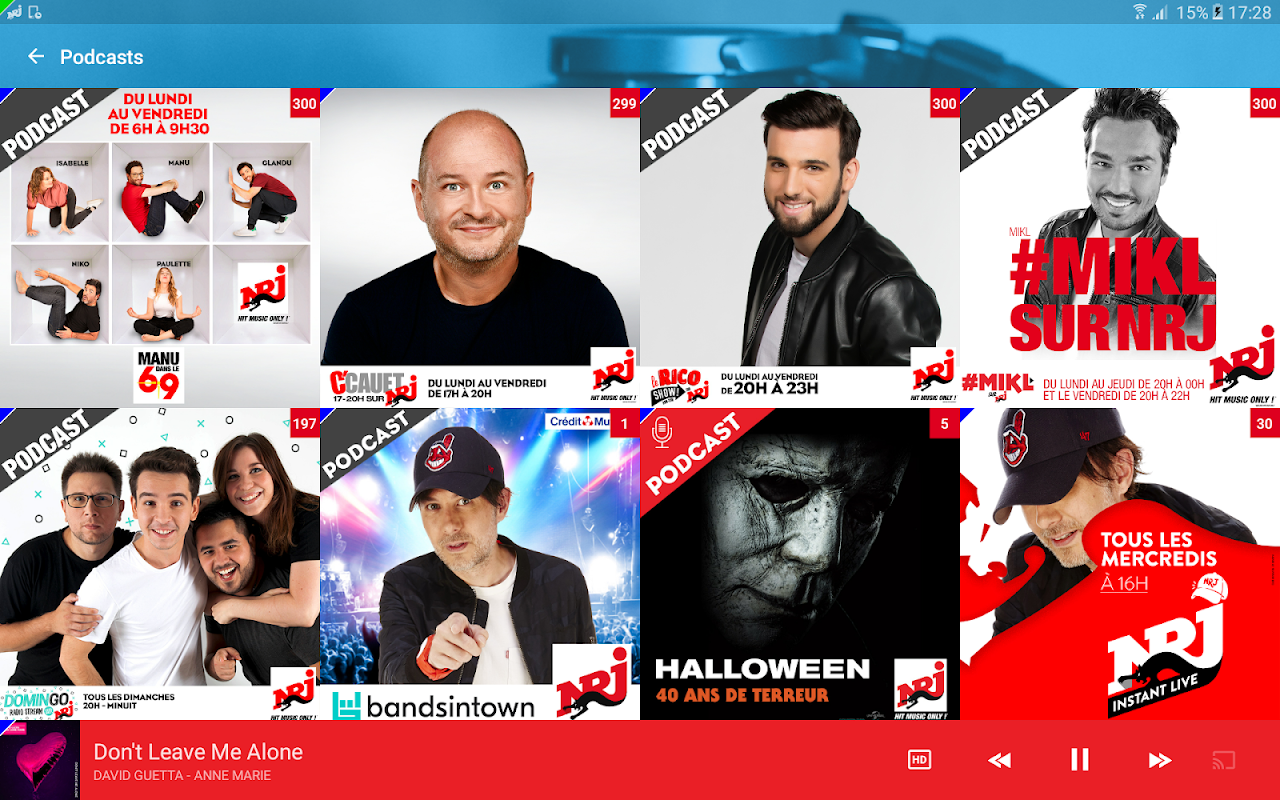 NRJ Radios 4.5.1 Screen 10