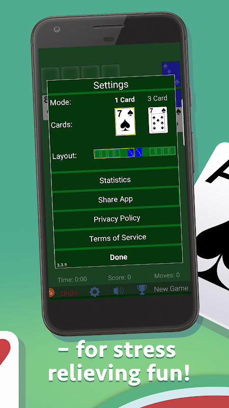 Solitaire 3.5.1.3 Screen 3