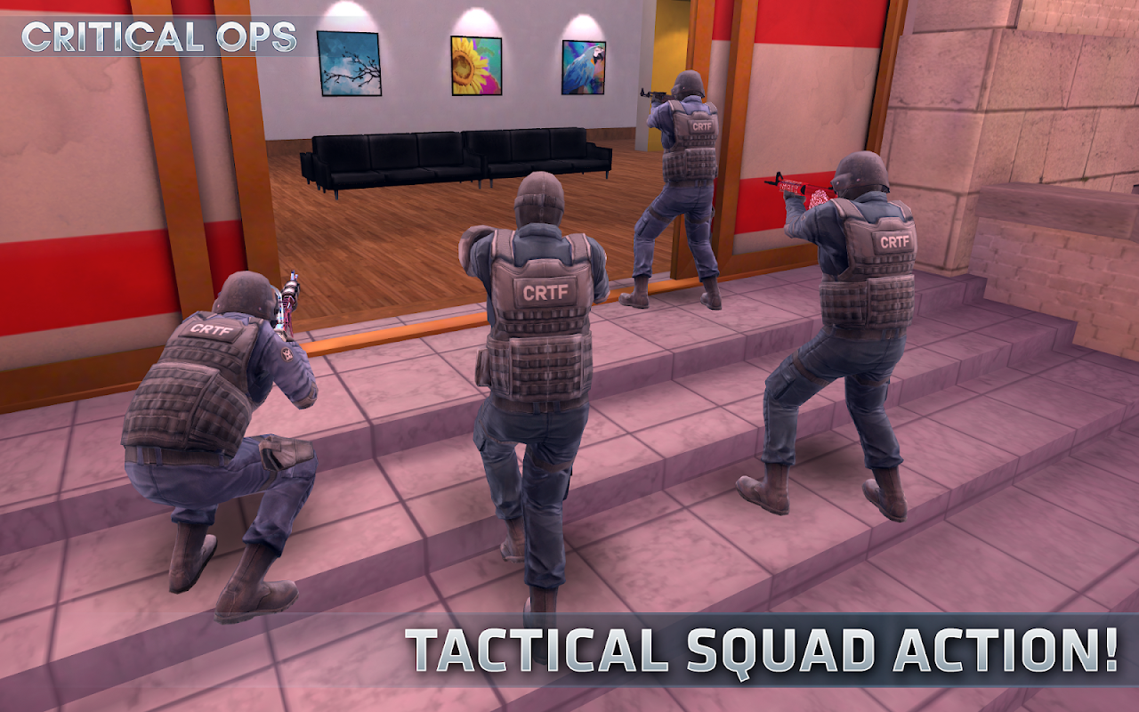 Android Critical Ops Screen 11