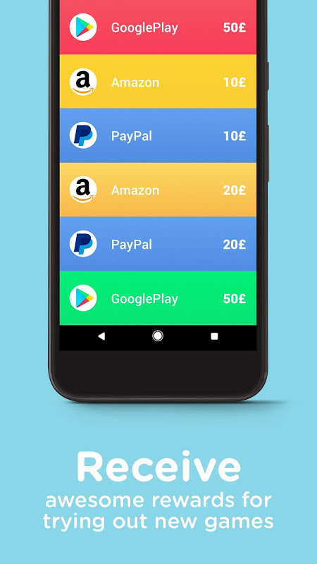 Android AppLike - Apps & Earn Rewards Screen 2
