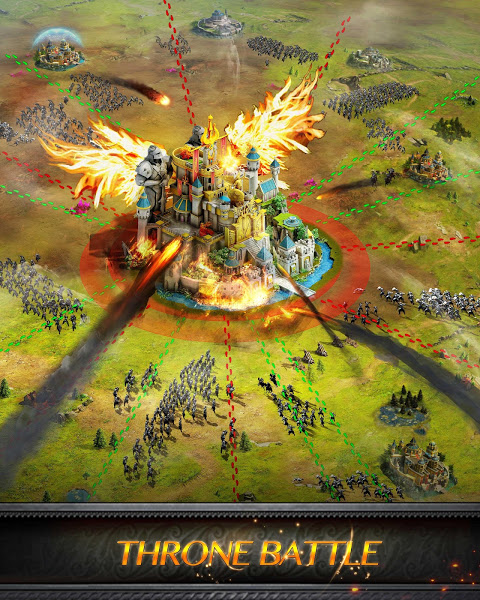 Clash of Queens: Light or Darkness 2.4.6 Screen 5