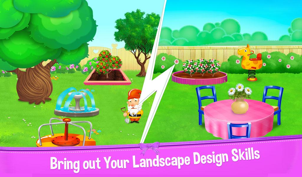 Android Dream Homescapes - Decorate Your World Screen 4