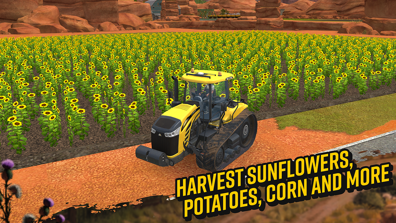 Android Farming Simulator 18 Screen 1