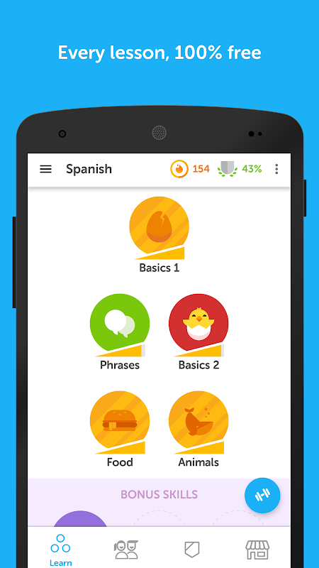 Duolingo: Learn Languages Free 3.106.5 Screen 1