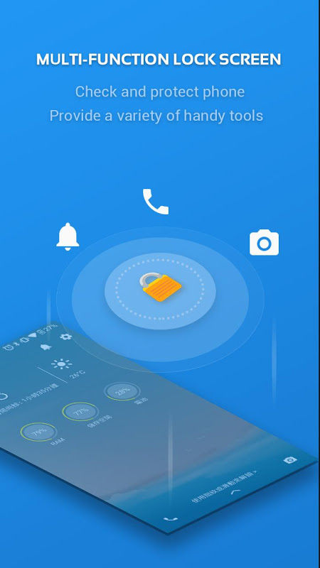 Android 360 Security - Antivirus Free Screen 7