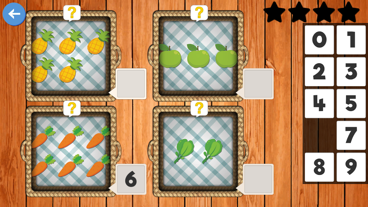 Kids Educational Game 5 2.2 Screen 13