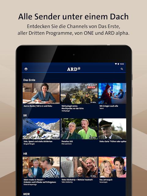ARD Mediathek 7.6.0 Screen 5
