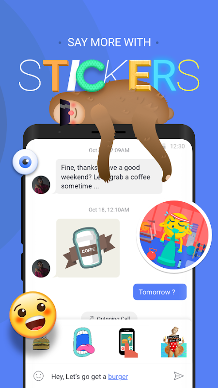 Android TextNow - Free US Phone Number Screen 9