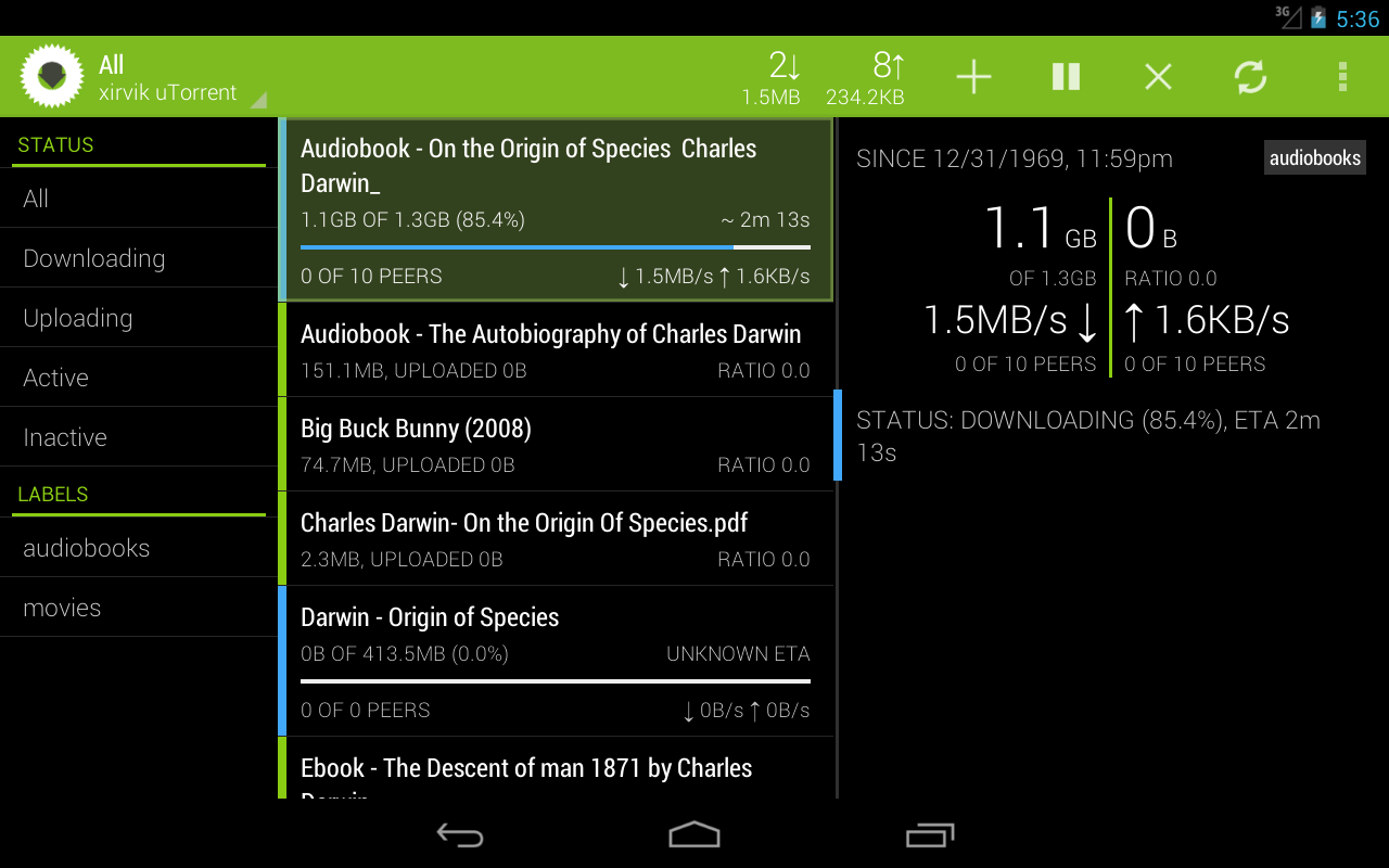 Transdrone 2.5.14 Screen 6