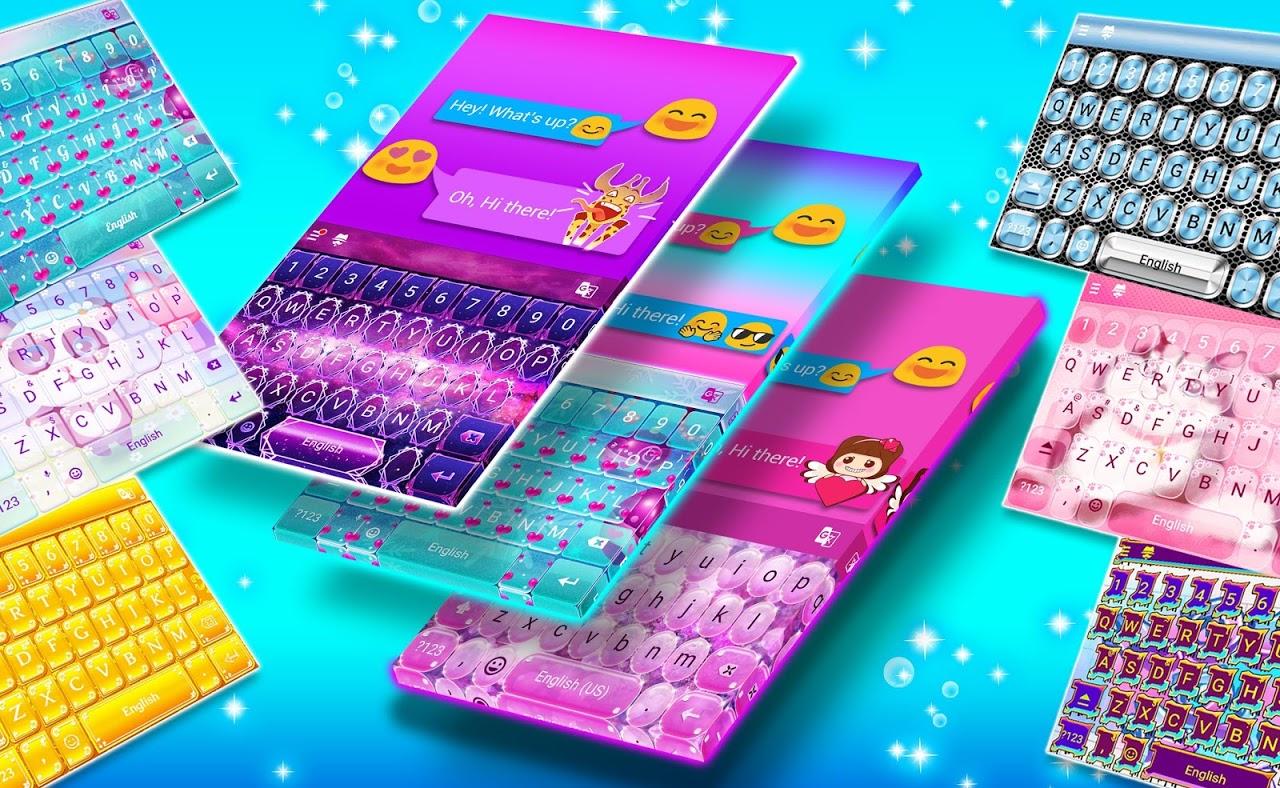 Redraw Keyboard Emoji & Themes 2.8.2c Screen 11