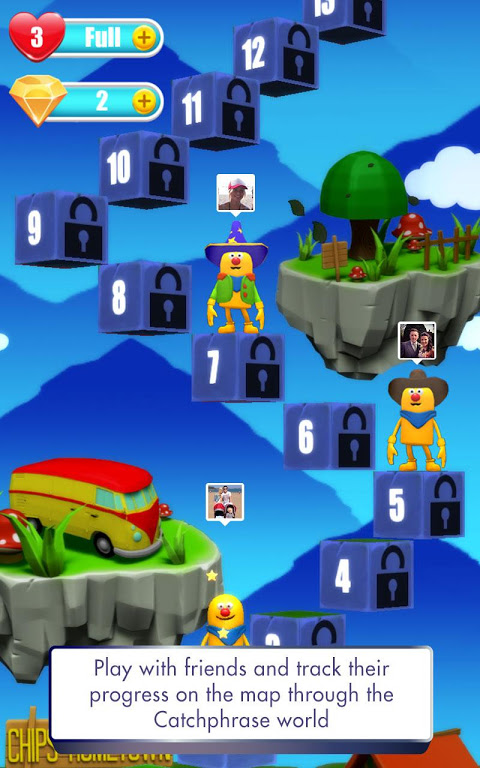 Android Catchphrase Quest Screen 8