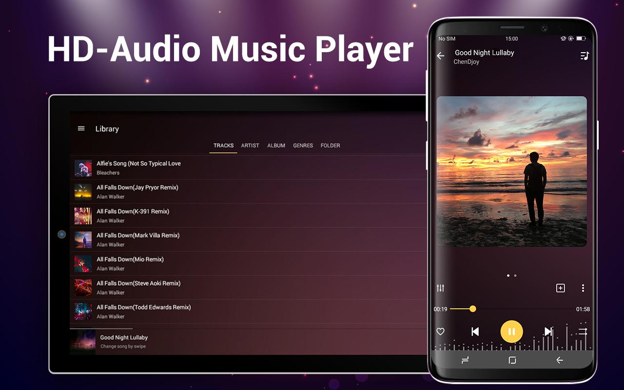 Music - Mp3 Player 1.7.6 Screen 8