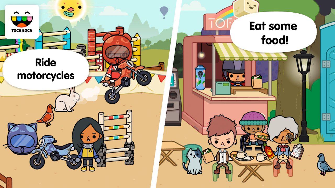Toca Life: Stable 1.2-play Screen 3