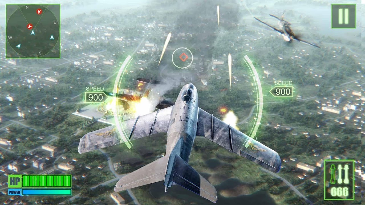 Frontline Warplanes 1.1.0 Screen 1
