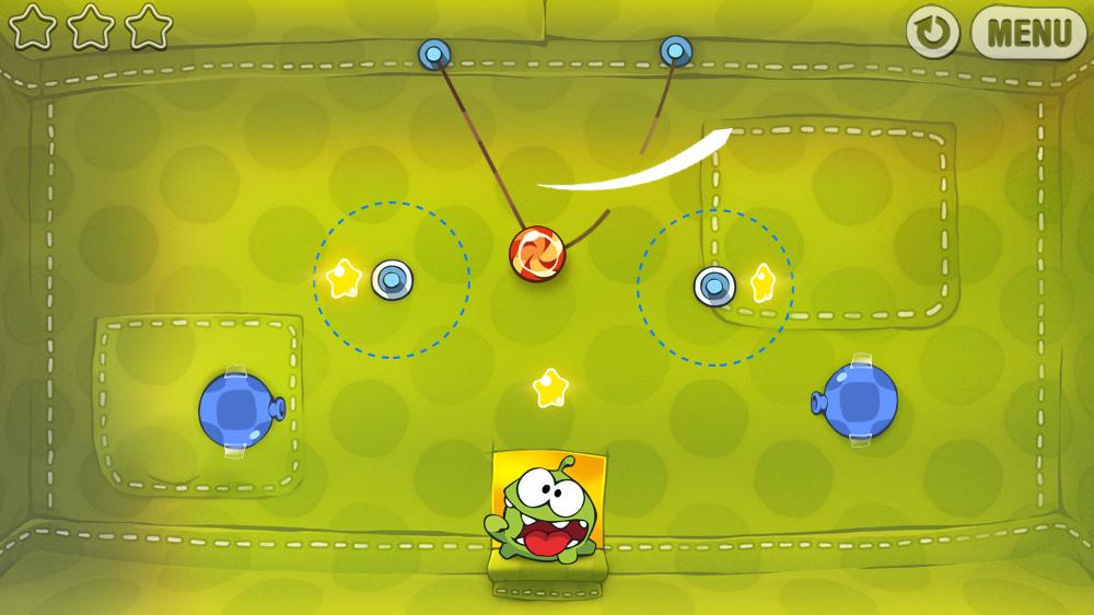 Android Cut the Rope FULL FREE Screen 5