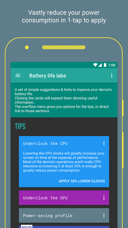 Android Manager & Updater for Franco Kernel Screen 6
