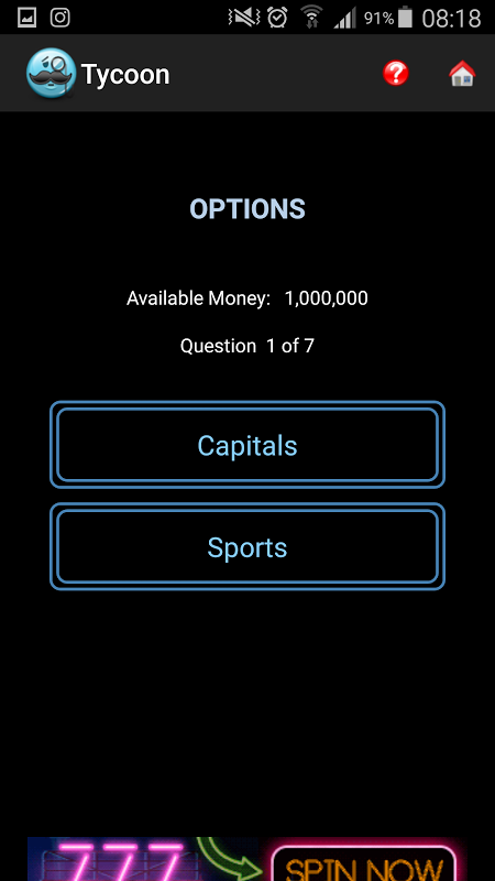 Android Tycoon Screen 6